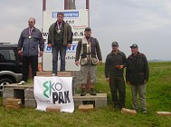 Víťazi M SR v CS Parkúre 2010